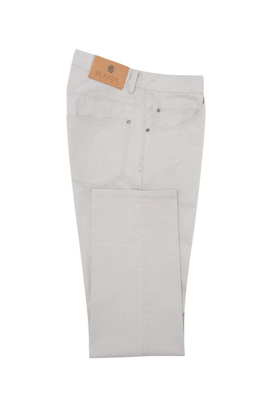 Pánské kalhoty  , barva béžová
