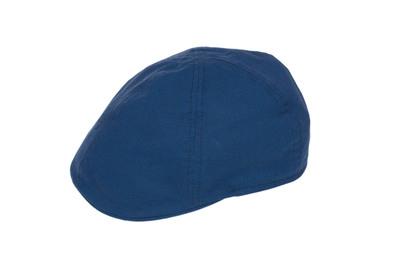 Pánská čepice casual , barva modrá