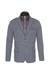 Pánská bunda informal , barva šedá