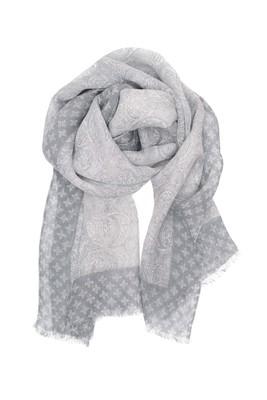 Pánská šála casual , barva šedá