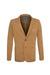 Pánské sako casual , barva hnědá