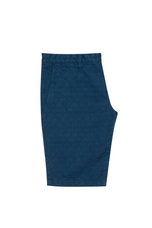 Krátké kalhoty casual , barva modrá