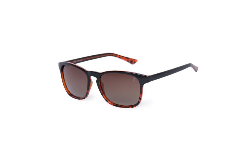 Rio - sluneční brýle informal , barva hnědá