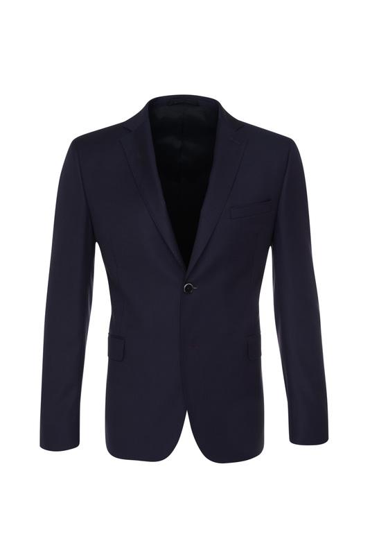 Pánské oblekové sako formal , barva fialová