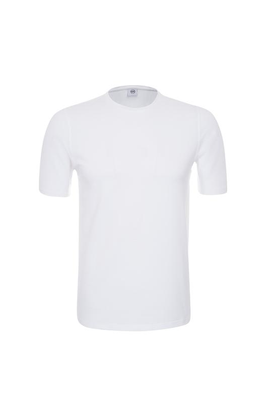 Pánské triko informal , barva bílá