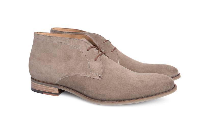Pánská módní obuv informal , barva béžová