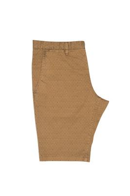 Krátké kalhoty casual , barva světle hnědá