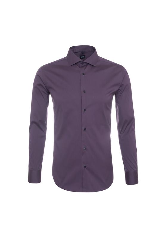 Pánská košile formal , barva fialová