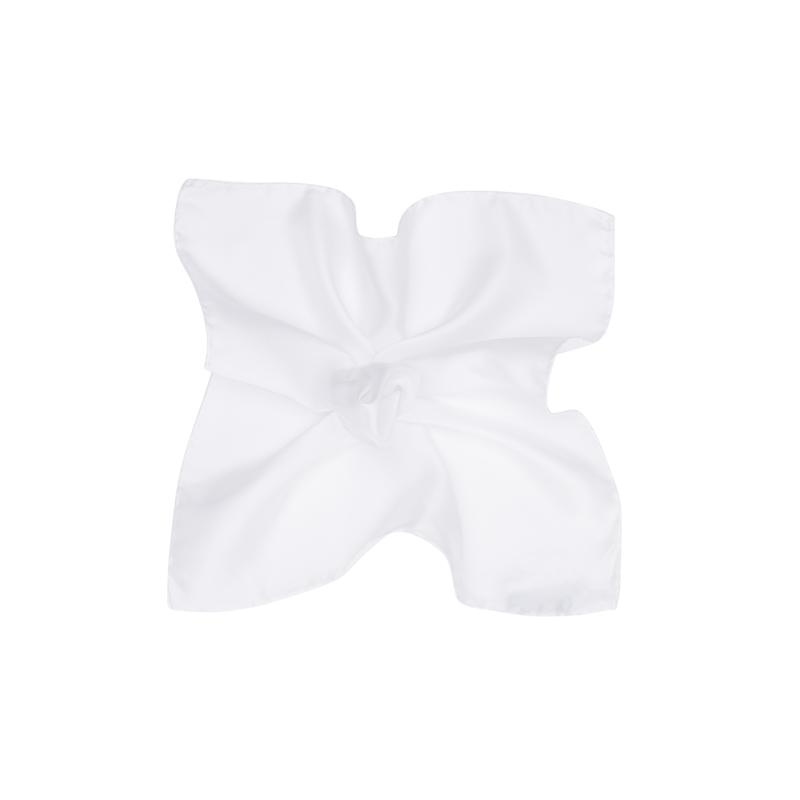Kapesníček formal , barva bílá