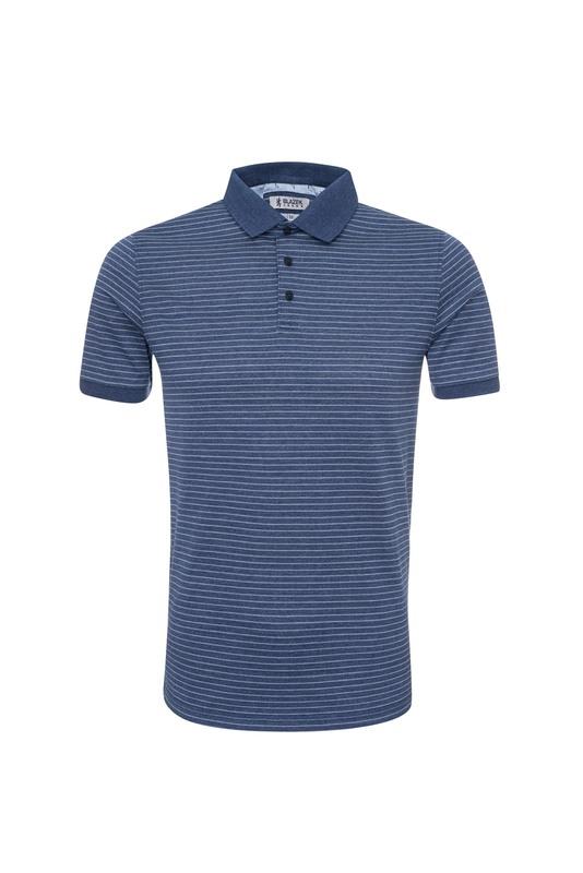 Pánské triko  , barva modrá