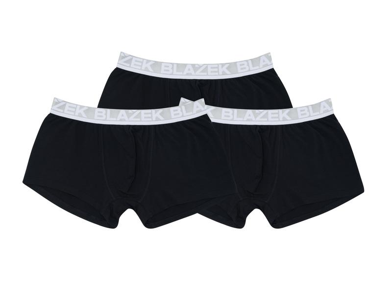3pack-boxerky  , barva černá