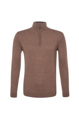 Pánský svetr  , barva béžová