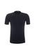 2pack - triko  slim, barva černá