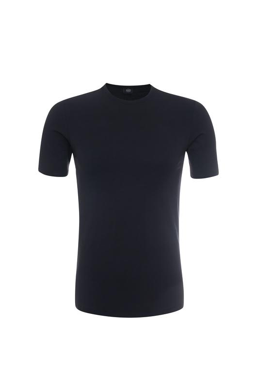 2pack-pánské triko  , barva černá
