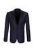 Pánské oblekové sako  , barva modrá