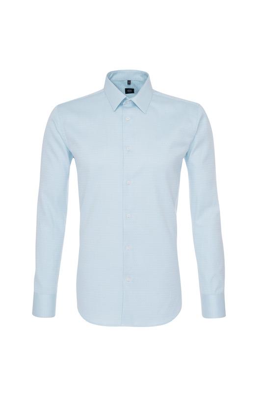 Pánská košile formal , barva zelená