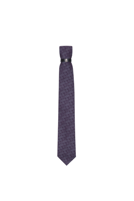 Kravata formal , barva fialová