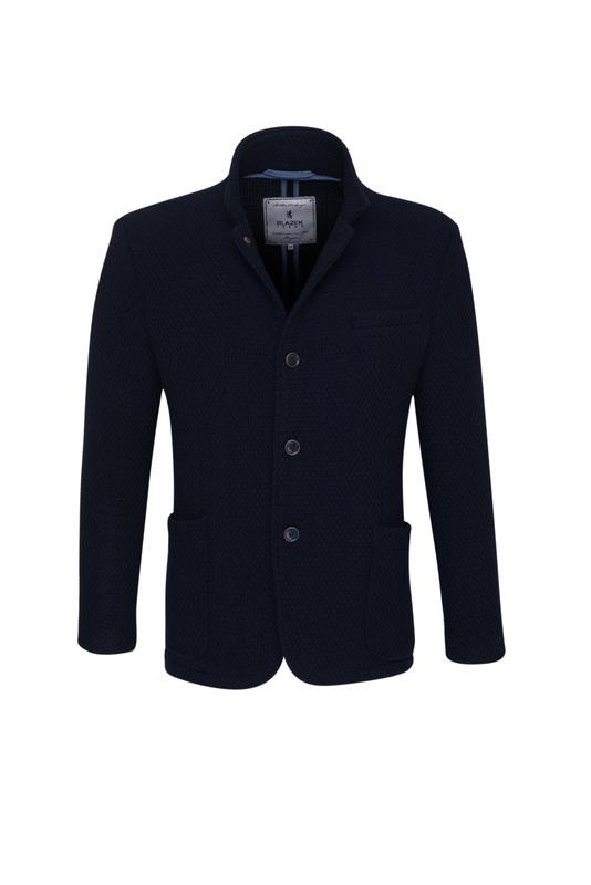 Pánské sako  , barva modrá