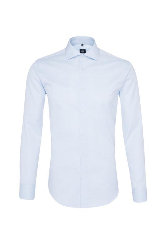 Pánská košile  , barva modrá
