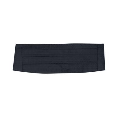 Smokingový pás  , barva černá