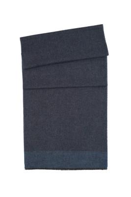 Pánská šála  , barva modrá