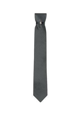 Kravata  , barva šedá