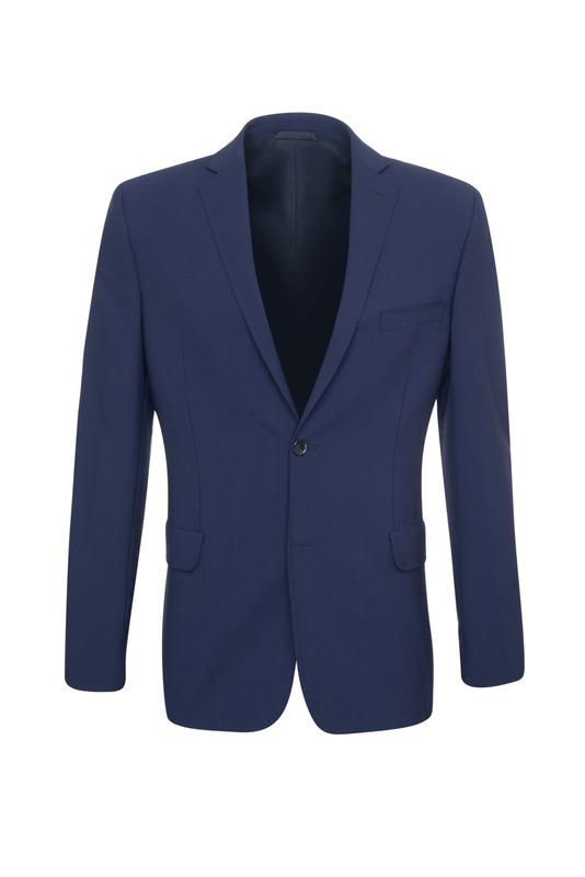 Pánský oblek formal , barva modrá