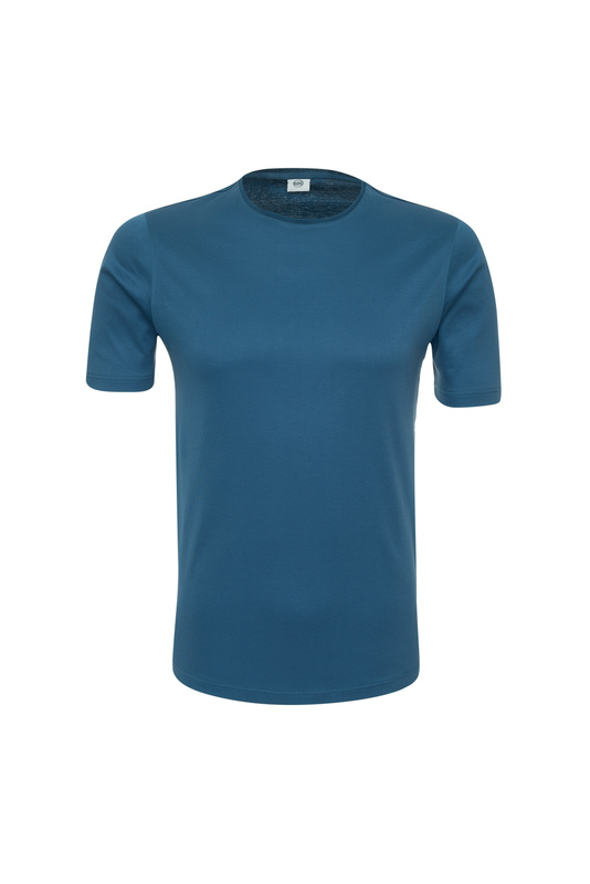Triko informal extra slim, barva modrá
