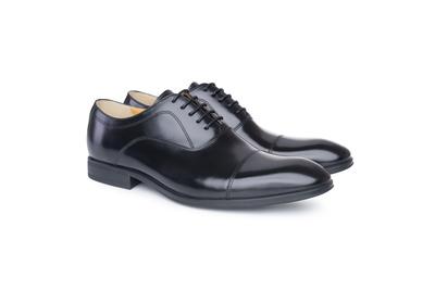 Obuv formal regular, barva černá
