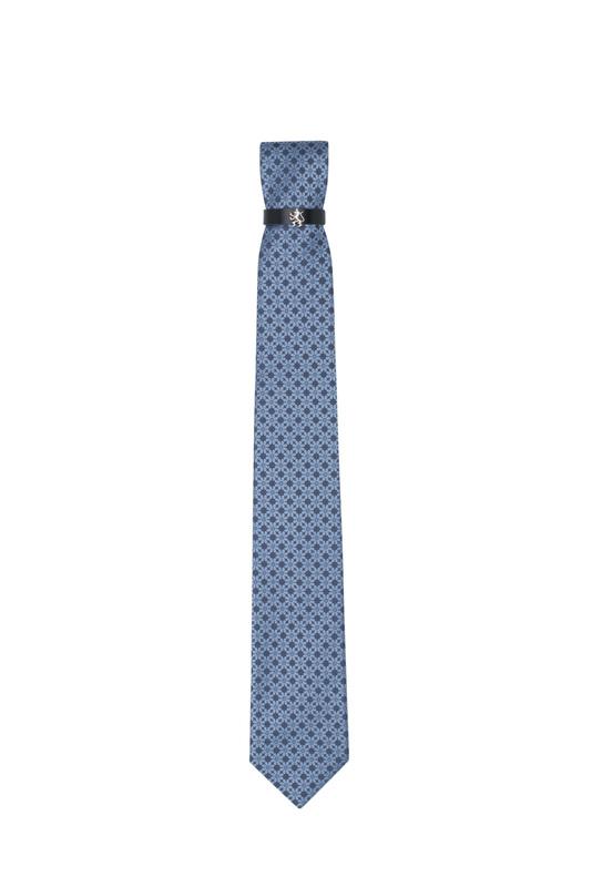 Kravata , barva modrá