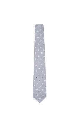 Kravata formal, barva šedá