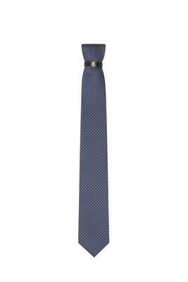 Kravata formal, barva modrá