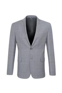 Oblekové sako , barva šedá