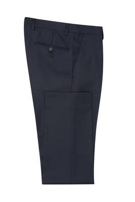 Oblekové kalhoty , barva černá
