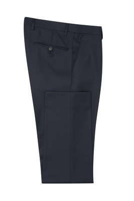 Oblekové kalhoty ceremony slim, barva černá