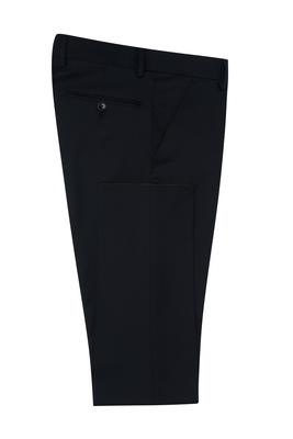 Kalhoty ceremony extra slim, barva černá