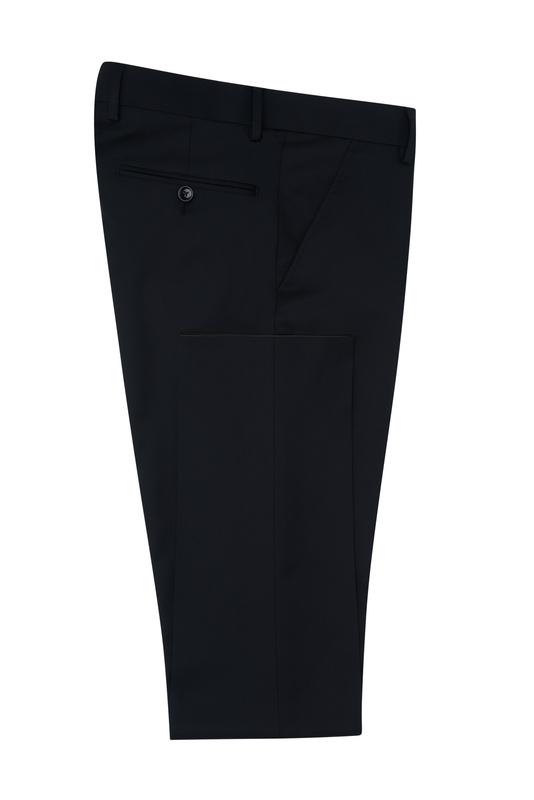Kalhoty , barva černá