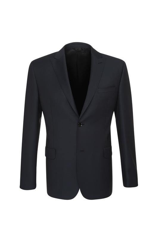 Oblekové sako , barva černá