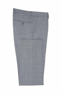 Oblekové kalhoty , barva šedá