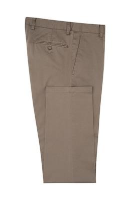Kalhoty , barva hnědá
