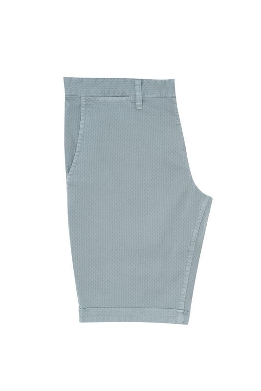 Krátké kalhoty casual extra slim, barva zelená