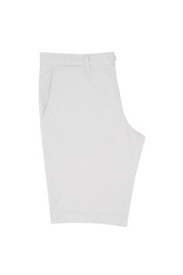 Krátké kalhoty casual extra slim, barva béžová