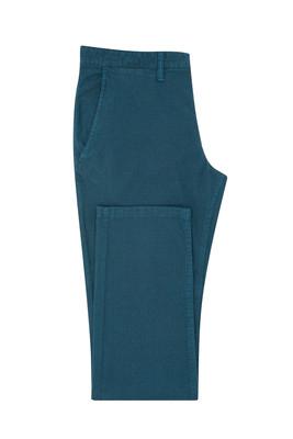 Kalhoty casual extra slim, barva zelená