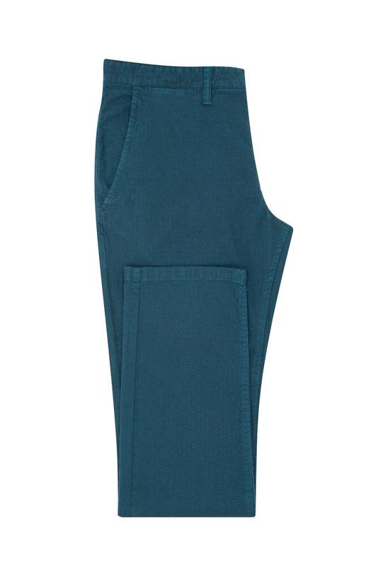 Kalhoty , barva zelená