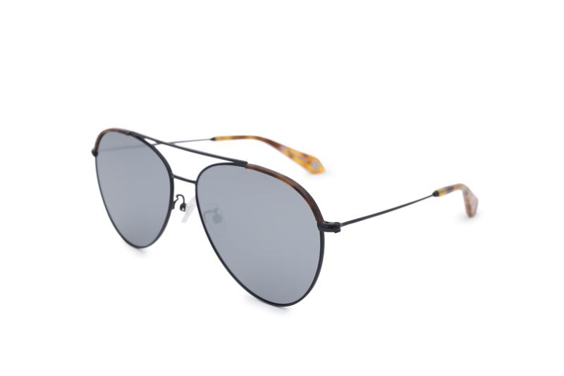 Sluneční brýle informal, barva stříbrná
