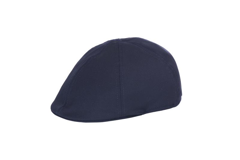 Stylová čepice Tmavě modré barvy