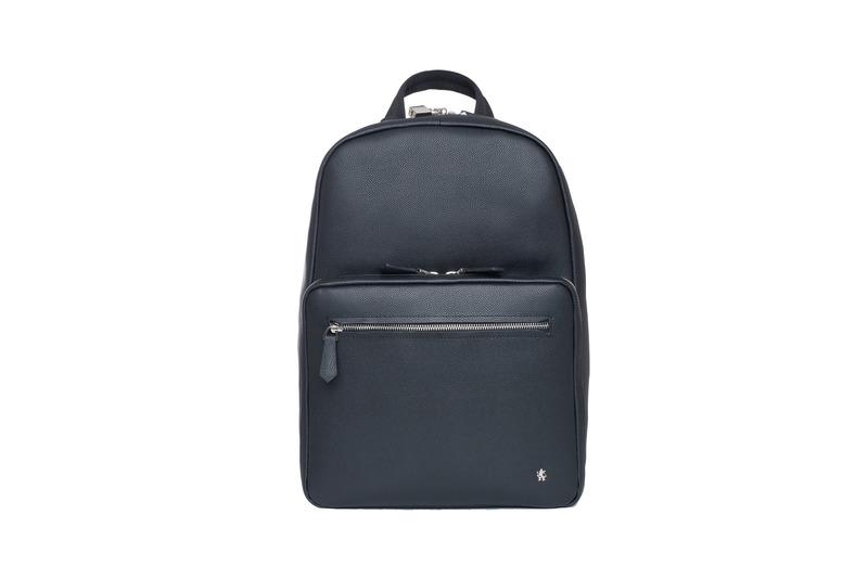 Praktický batoh Z pravé kůže