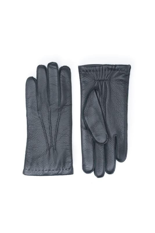 Rukavice formal slim, barva černá