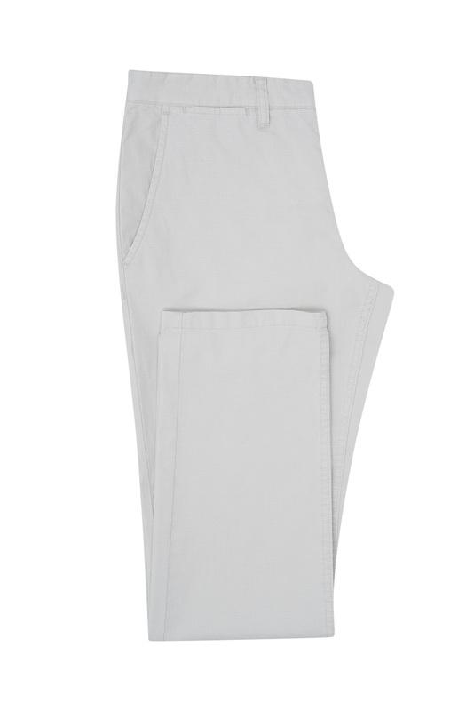 Kalhoty  , barva béžová
