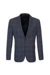 Oblekové sako formal extra slim, barva šedá
